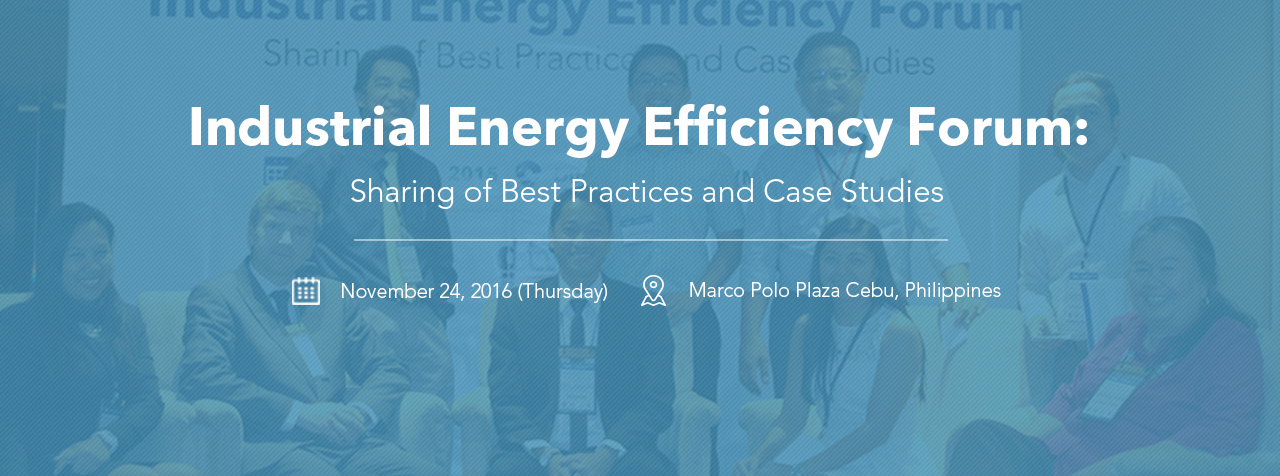 Philippine Industrial Energy Efficiency Project